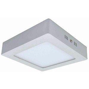 Luminária Painel LED Sobrepor 12W - RDESIGN