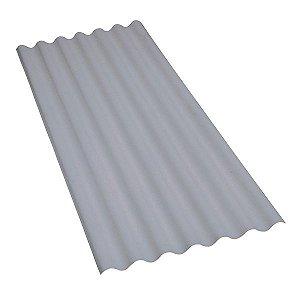 Telha Ondulada Fibrocimento 5mm- 1,22-1,10m Multilit