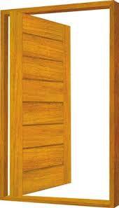 Porta Pivotante Angelim 1,10(L) X 2,10 (A) Ref 551