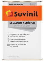 Selador Acrilico 18L Suvinil