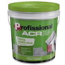 Acr Profissional Fosco 18lt  Ref 3001