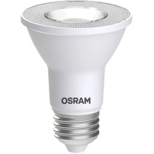 Lâmpada LED PAR20 Superstar 6.5W E27 6500K Luz Branca Osram
