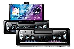 Rádio Smartphone Receiver Pioneer SPH-C10BT Com Bluetooth
