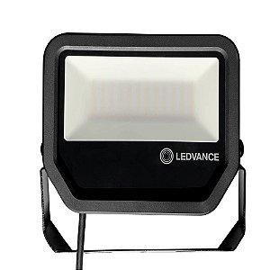 Refletor Ledvance Floodlight 30w/850 Luz Branca 5000k - Biv - 7016874
