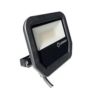 Refletor Osram Ledvance Floodlight 20w/850 Luz Branca 5000k