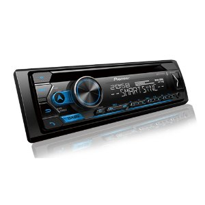 Rádio CD Player Pioneer DEH-S4280BT com USB e Bluetooth