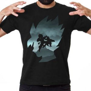 Camiseta Unissex - Battle Z