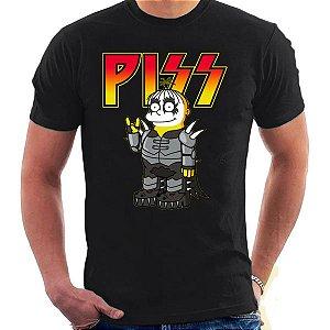 Camiseta Unissex - Piss