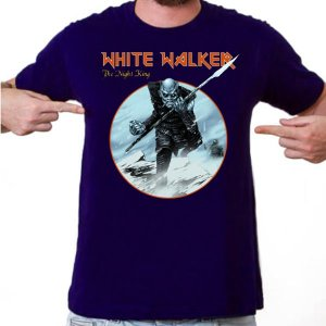 Camiseta Unissex  - Heavy Ice