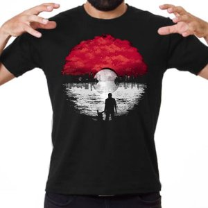 Camiseta Unissex - My World - Pokemon Anime