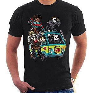 Camiseta Unissex - My Evil Car