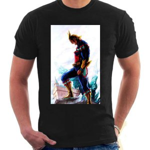 Camiseta Unissex - Boku no Hero - All Might