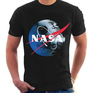 Camiseta Unissex - Nasa Star
