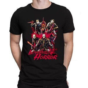 Camiseta Unissex - Evil Legends