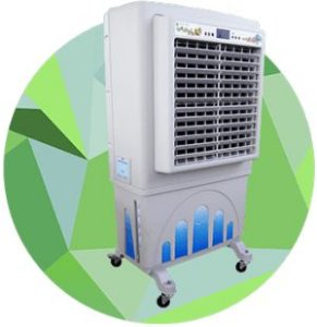 Climatizador Evaporativo de Ambiente