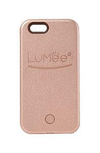 Capinha Case Lumee para Selfie com luz de led para iPhone 6 / 6s