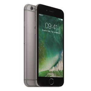 "iPhone 6s Apple com Tela 4,7"" HD, 128GB, 3D Touch, iOS 9, Sensor Touch ID, Câmera iSight 12MP, Wi-Fi, 4G, GPS, Bluetooth e NFC"