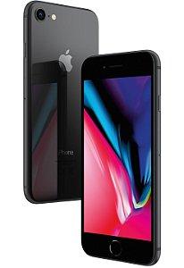 """Apple iPhone 8 Cinza Espacial, com Tela de 4,7"""", 4G, 256 GB e Câmera de 12 MP"""