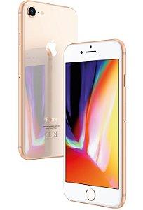"""Apple iPhone 8 Dourado, com Tela de 4,7"""", 4G, 256 GB e Câmera de 12 MP"""
