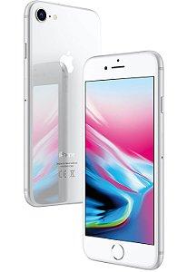 """Apple iPhone 8 Prata, com Tela de 4,7"""", 4G, 256 GB e Câmera de 12 MP"""