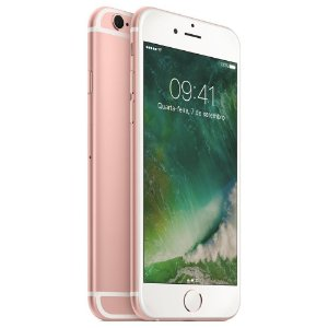 "iPhone 6s Apple com Tela 4,7"" HD, 32GB, 3D Touch, iOS 9, Sensor Touch ID, Câmera iSight 12MP, Wi-Fi, 4G, GPS, Bluetooth e NFC"