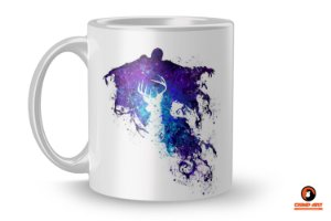 Caneca Harry Potter - Patronum