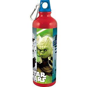 Garrafa com Mosquetão- Star Wars - Personagens
