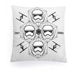 Almofada Quadrada - Star Wars - Força Stormtrooper