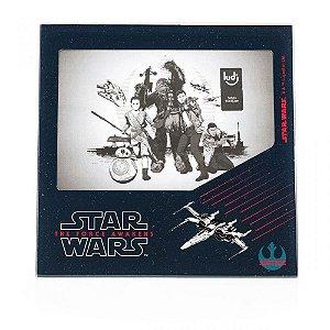 Porta Retrato - Star Wars - Força Resistência