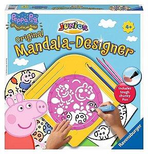 Desenhador Mandala - Peppa Pig