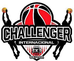 Inscrição da categoria Open Masculino do Challenge Internacional São Paulo 3x3 - Final