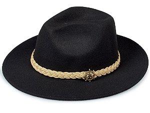 Chapéu Fedora Customizado Ancora Custom Hats