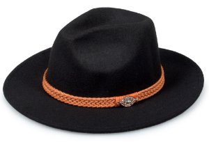 Chapéu Fedora Customizado Olho Custom Hats