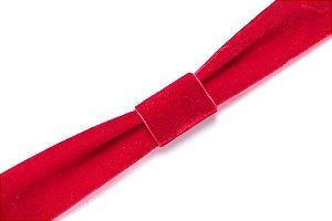 Faixa Vermelha - Coleção Veludo