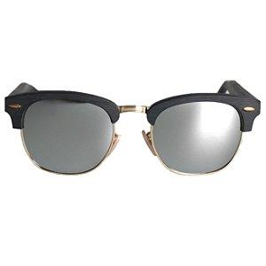 Óculos ClubTree Madeira Prata