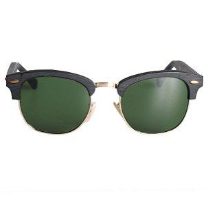 Óculos ClubTree Madeira Verde Militar