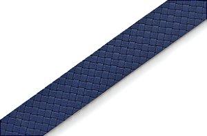 Faixa Macramê Azul