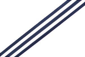 Faixa Azul Marinho E Branco - Coleção Stripes IV