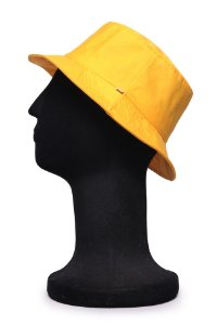 Chapéu Bucket Amarelo