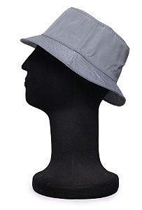Chapéu Bucket Cinza