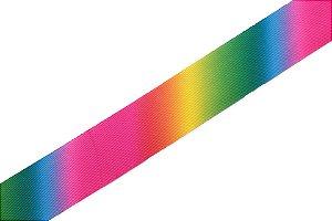Faixa Rainbow II - Coleção Gorgurão