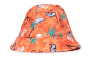Chapéu Bucket Infantil Estampa Shark