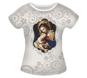 Bata Feminina Mãe da Divina Providência