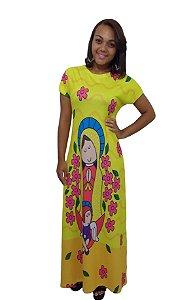 Vestido Longo Nossa Senhora