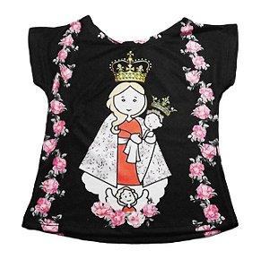 T-shirt Infantil -  Nossa Senhora