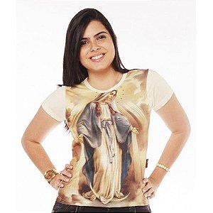 Camisa Nossa Senhora das Graças (Marfim)