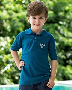 Camisa Polo Infantil Espírito Santo - Coleção Ágape
