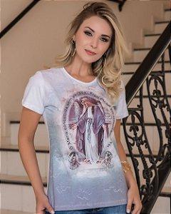 509155ce2c Baby Look Nossa Senhora das Graças - Coleção Ágape