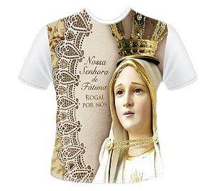 Camisa Nossa Senhora de Fátima