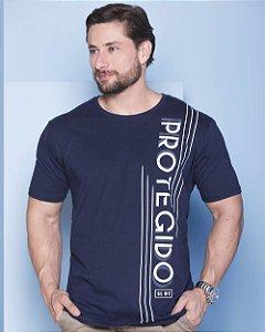 Camiseta Protegido - Coleção Ágape